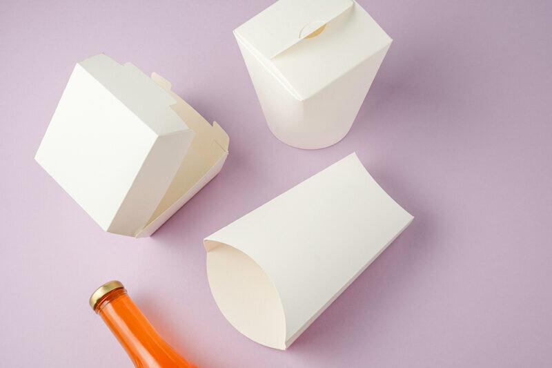 Упаковка для фастфуду