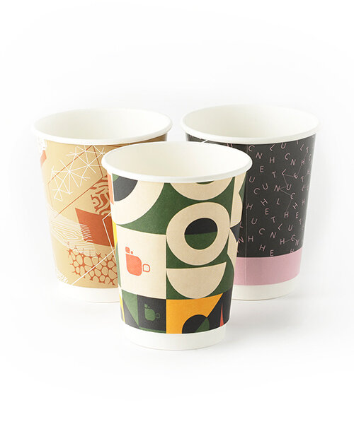 Double-walled cups Foodinbox