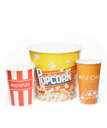 Buskets for popcorn Foodinbox