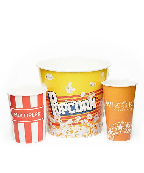 Відро для попкорну Foodinbox