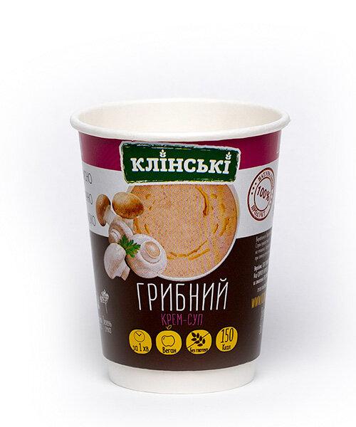 """Склянка для супів Foodinbox - супниця """"Клінські"""""""